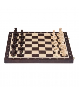 Chess Tournament No 4 - Wenge
