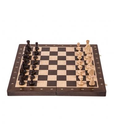Chess Tournament No 4 - Oak