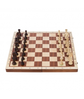 Chess Tournament No 6 - Mahogany BL