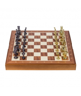 Chess Roman - Gold Edition SQ