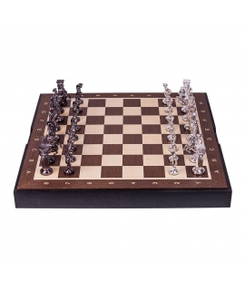 Chess Roman - Silver Edition SQ