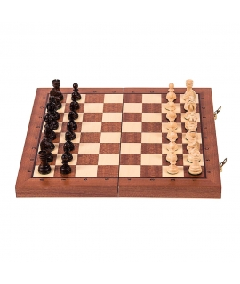 Chess Olympics - Inlay