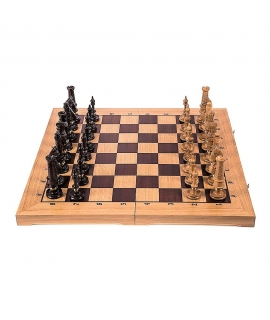 Chess Royal Lux - Oak