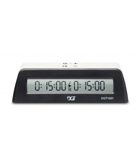 Chess Clock - DGT 1001 - Black
