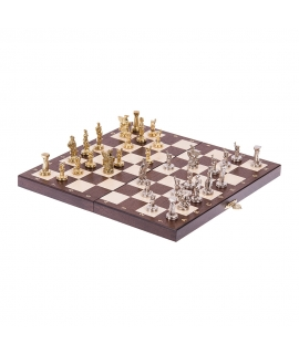 Chess Staunton Mini - Metal