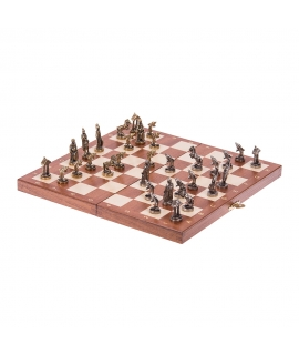 Chess Warsaw - Mini - Metal
