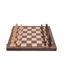 Chess Tournament No 4 - Walnut