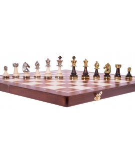 Chess Pieces - Champion 76