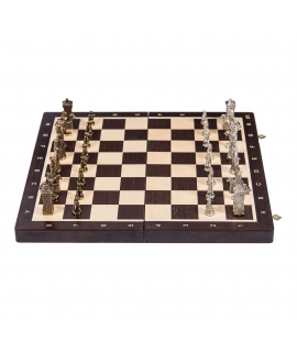 Chess Cracow - Wenge / Metal