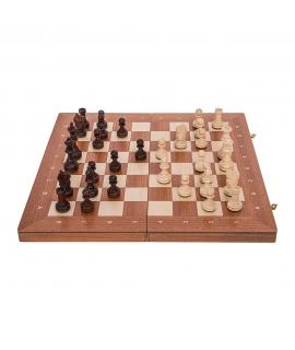 Chess Tournament No 4 - Mahogany