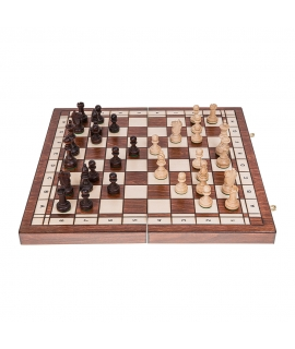 Chess Tournament No 4 - Walnut by SQUARE