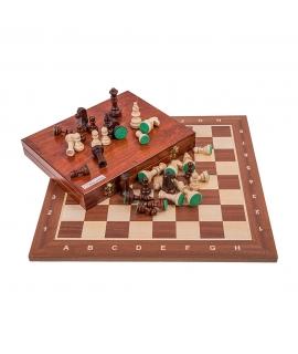 Profi Schach Set Nr 5 - Frankreich Lux