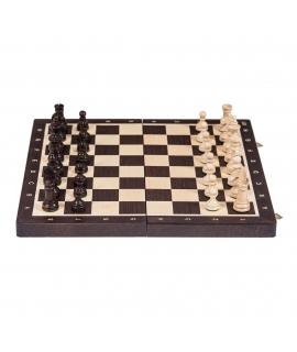 Chess Tournament No 4 - Wenge