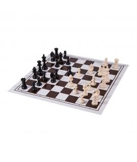 Chess Set No 6 - Plastic