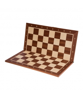 Tablero de ajedrez 5 - Caoba SK