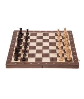 Chess Tournament No 6 - Walnut