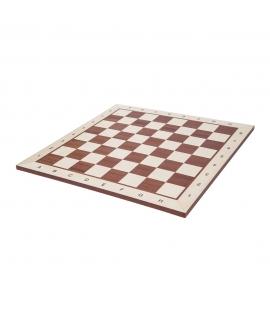 Tablero de ajedrez 5 - Caoba BL