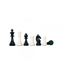 Chess Pieces No 6 - Plastic