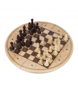 Chess Rubin - White