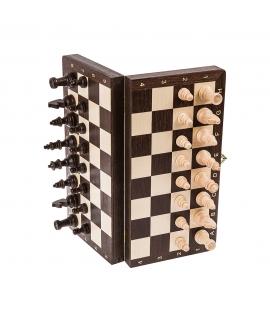 Chess Magnetic - Staunton 4 - Wenge