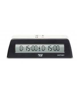 Reloj de ajedrez - DGT 1001 - Negro