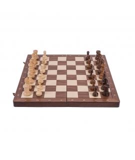 Chess Tournament No 4 - Walnut
