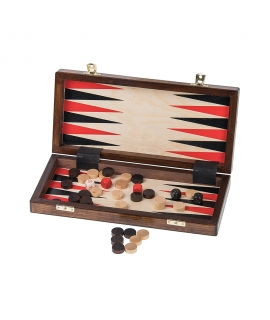 Backgammon 40 - Beech