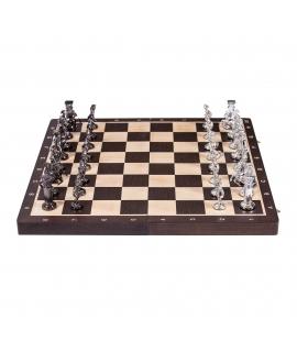 Schach Rom - Silver Edition