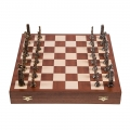 Chess - Figures from metal